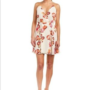 Haute Hippie Harmony Floral Dress Size Small